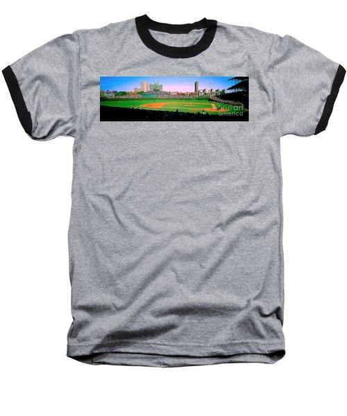 Wrigley Field  Baseball T-Shirt