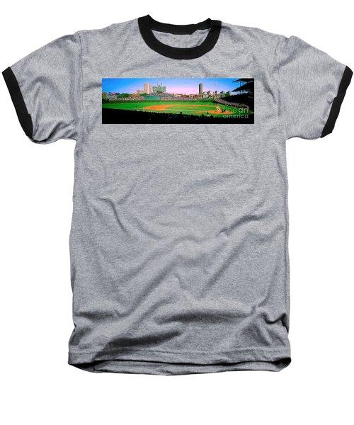 Wrigley Field  Baseball T-Shirt