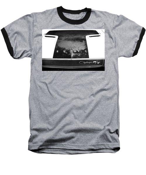 Wrinkled Baseball T-Shirt by Caitlyn Grasso