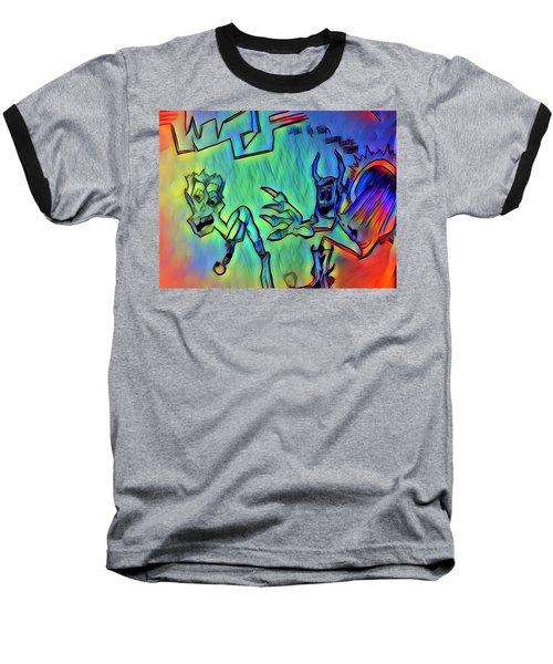 Wtf Eugene Bucks Baseball T-Shirt
