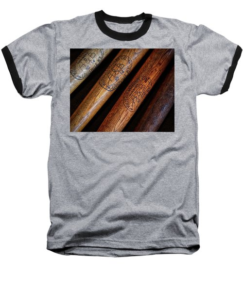Wwii Lineup Baseball T-Shirt