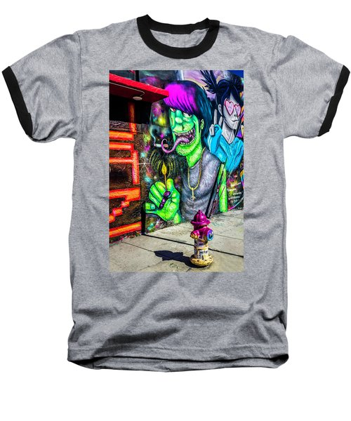 Wynwood Series 24 Baseball T-Shirt