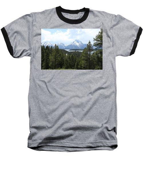 Wyoming 6490 Baseball T-Shirt by Michael Fryd