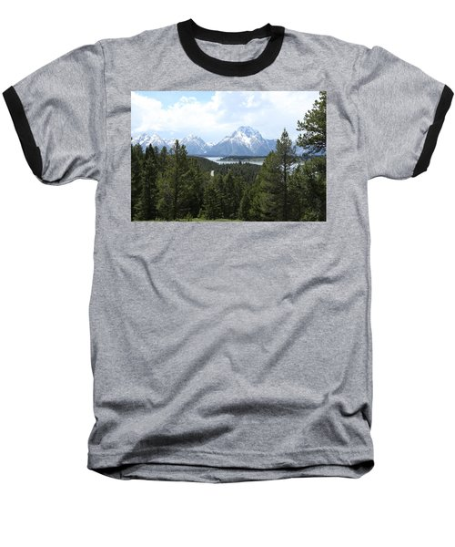 Wyoming 6490 Baseball T-Shirt