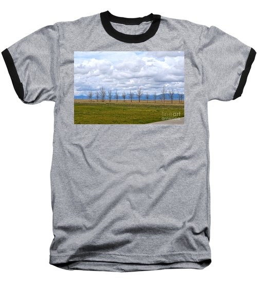 Wyoming-dwyer Junction Baseball T-Shirt