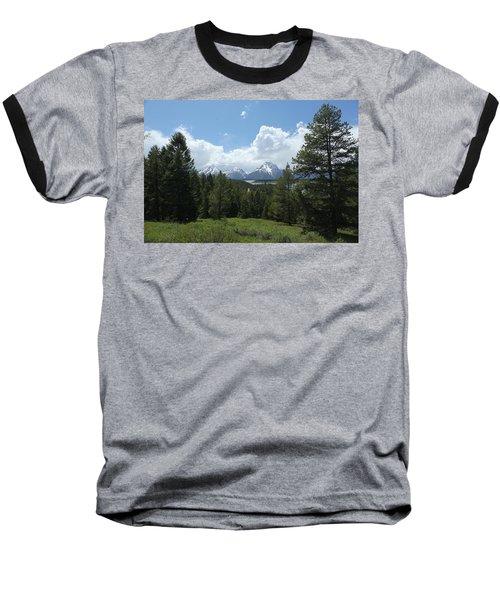 Wyoming 6500 Baseball T-Shirt by Michael Fryd