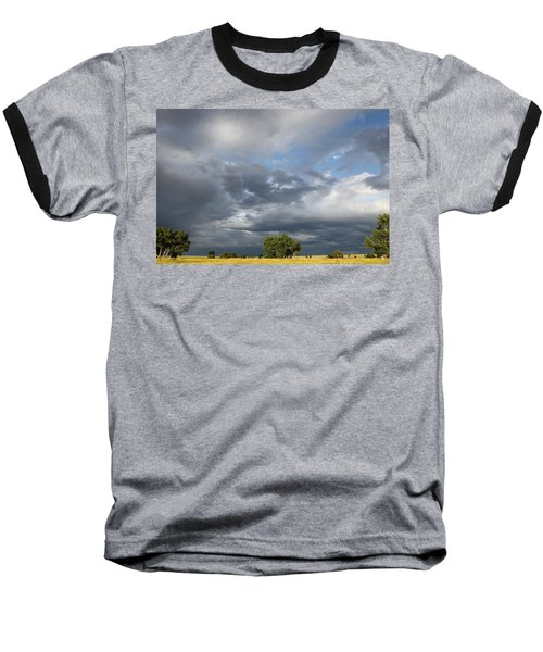 Wyoming Sky Baseball T-Shirt