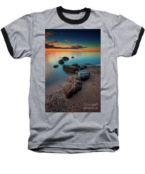 'x' Marks Serenity Baseball T-Shirt