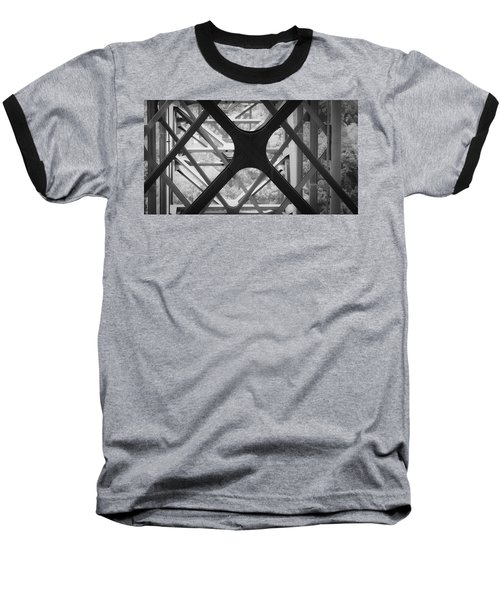 X Marks The Spot Baseball T-Shirt