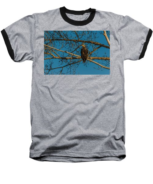 X Marks The Spot Baseball T-Shirt by Yeates Photography
