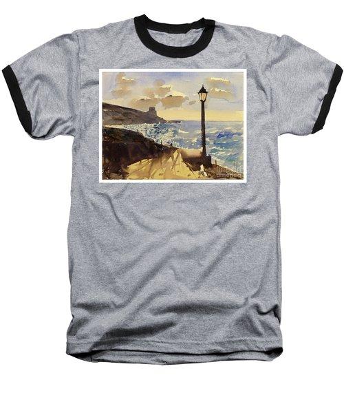 Xlendi Gozo Baseball T-Shirt