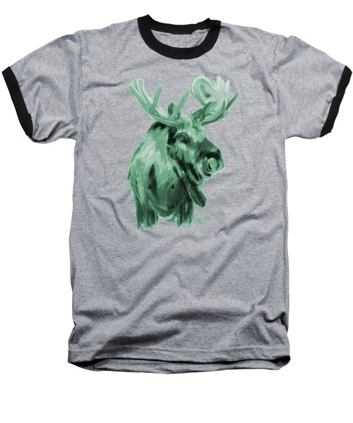 Xmas Moos Baseball T-Shirt