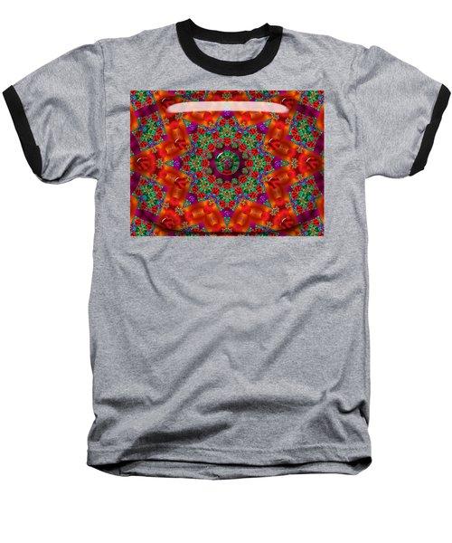 Baseball T-Shirt featuring the digital art Xmas by Robert Orinski