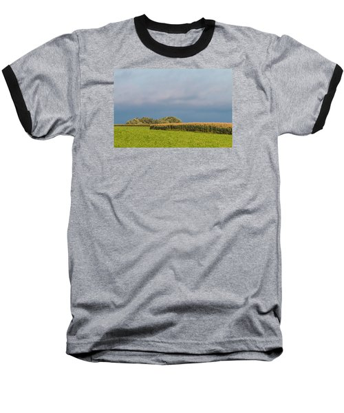 Farmer's Field Baseball T-Shirt