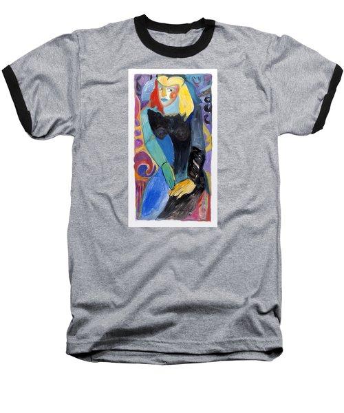 y2kQ Baseball T-Shirt