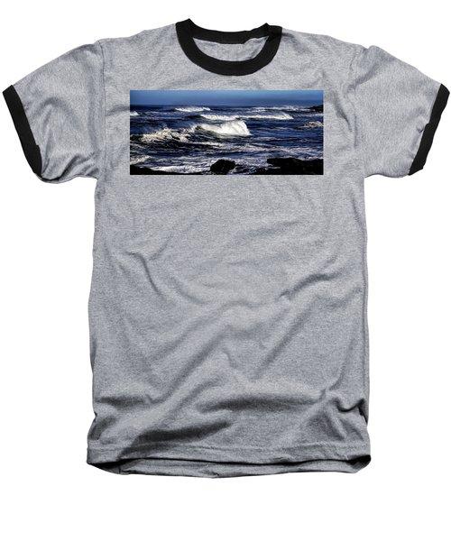 Yachats Bay Baseball T-Shirt
