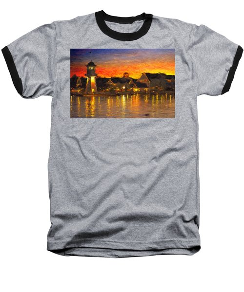 Yacht Club Baseball T-Shirt