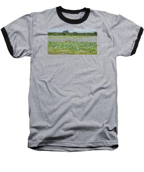 Baseball T-Shirt featuring the photograph Yala National Park by Christian Zesewitz
