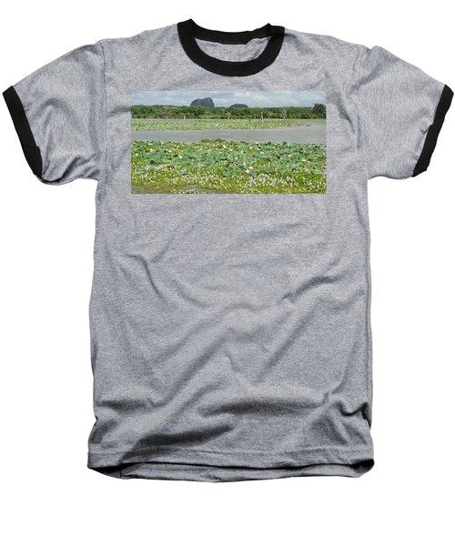 Yala National Park Baseball T-Shirt