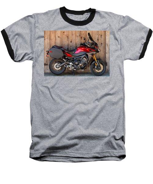 Yamaha Fj-09 .2 Baseball T-Shirt by E Faithe Lester