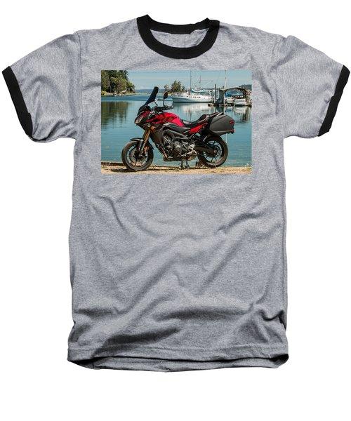 Yamaha Fj-09 .3 Baseball T-Shirt by E Faithe Lester