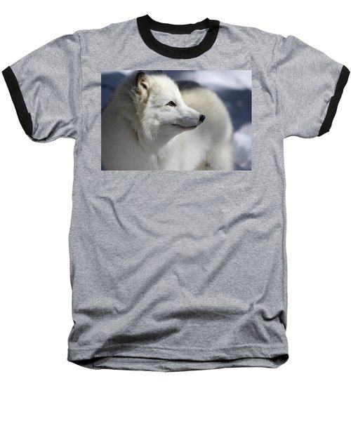 Yana The Fox Baseball T-Shirt