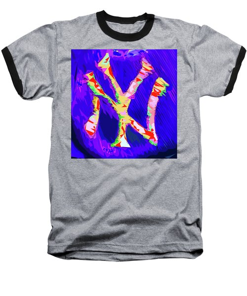 Yankees Logo Baseball T-Shirt