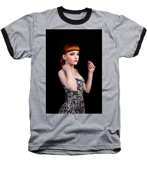 Yasmin Perfection Baseball T-Shirt