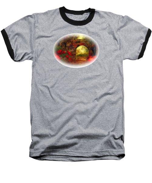 Ye Olde Railway Bridge Baseball T-Shirt