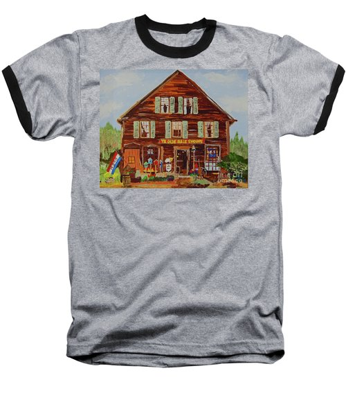 Ye Olde Sale Shoppe Baseball T-Shirt