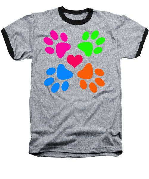 Year Of The Dog Baseball T-Shirt