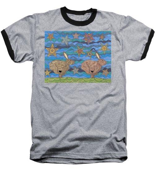 Year Of The Rabbit Baseball T-Shirt