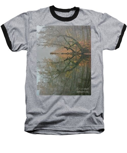 Baseball T-Shirt featuring the photograph Yearming by Tom Cameron