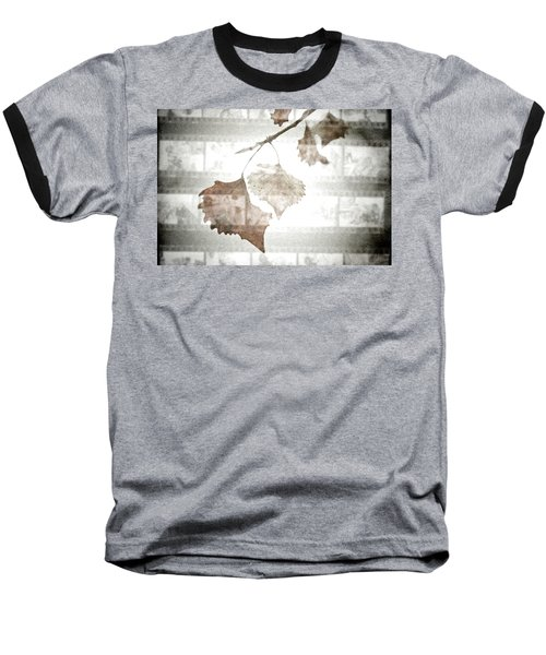 Years Ago Baseball T-Shirt by Mark Ross