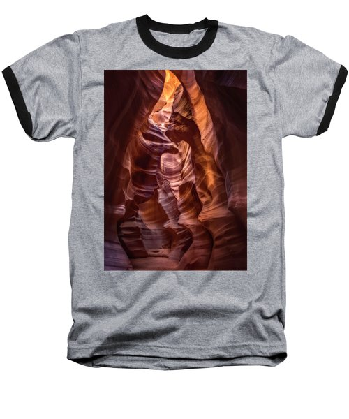 Baseball T-Shirt featuring the photograph Years In The Making by Eduard Moldoveanu