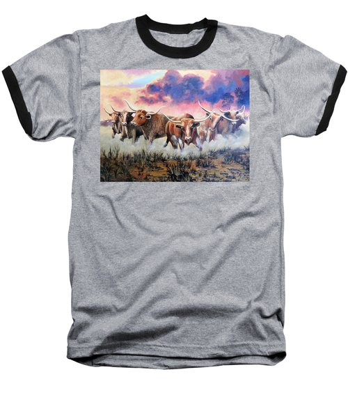 Yee Haw Baseball T-Shirt