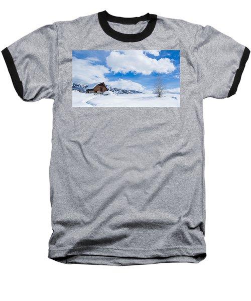 Yeehawww Baseball T-Shirt by Sean Allen