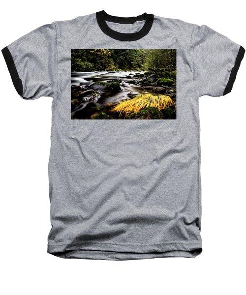 Yello Grass Baseball T-Shirt