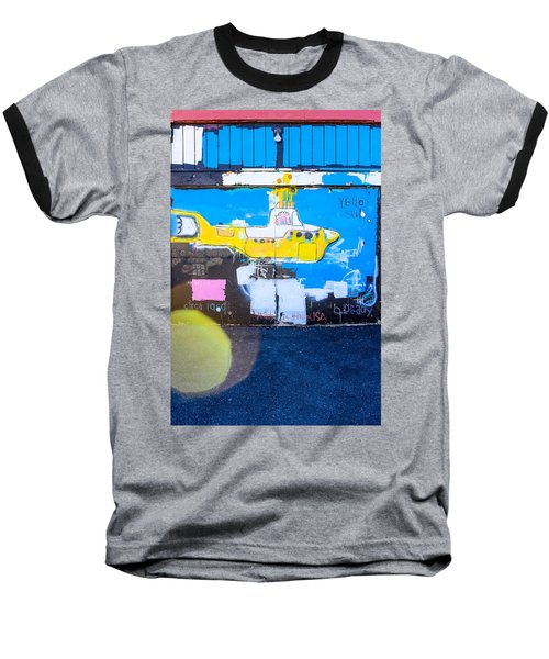 Yello Sub Baseball T-Shirt