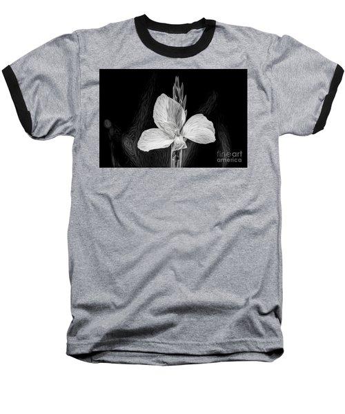 Yellow Black And White Baseball T-Shirt