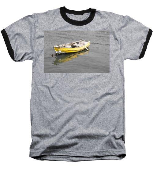 Yellow Boat Baseball T-Shirt