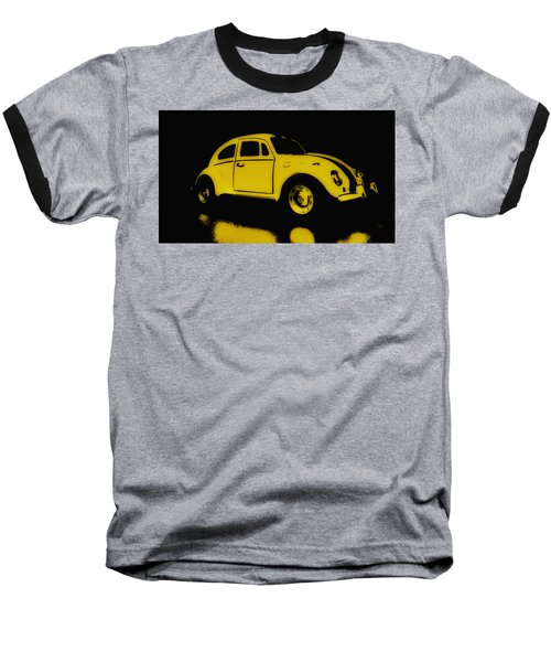 Yellow Bug Baseball T-Shirt