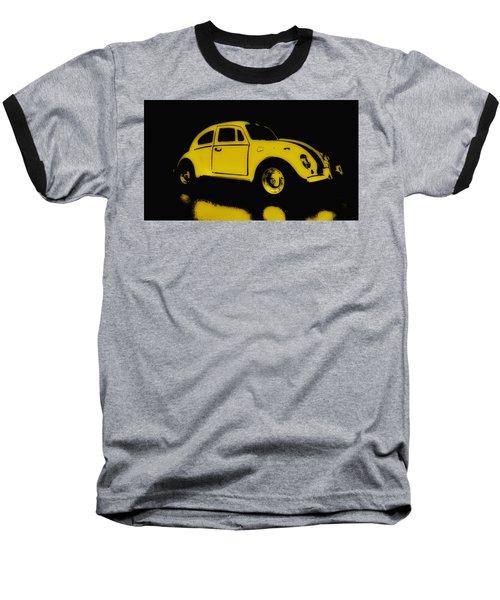 Yellow Bug Baseball T-Shirt
