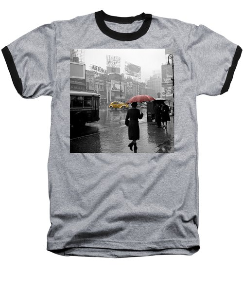 Yellow Cabs New York 2 Baseball T-Shirt