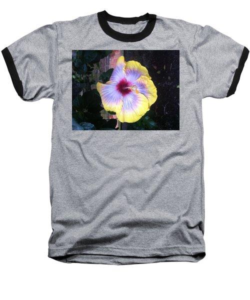 Yellow Delight Baseball T-Shirt