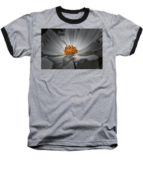 Yellow Hart #h8 Baseball T-Shirt