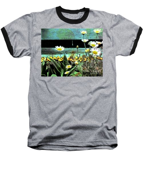 Yellow Kayaks Baseball T-Shirt