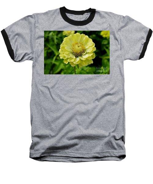 Yellow On Yellow Baseball T-Shirt