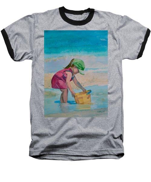 Yellow Pail Baseball T-Shirt