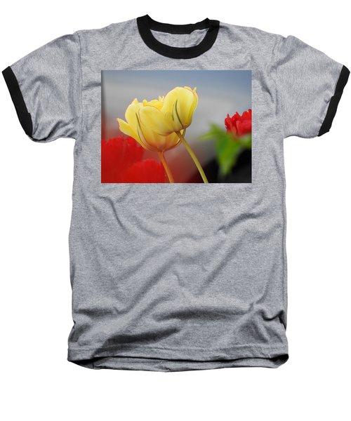 Yellow Pair Baseball T-Shirt